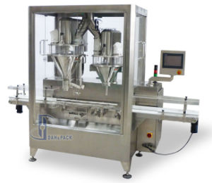 Good Accuracy Can Filling Machine pictures & photos