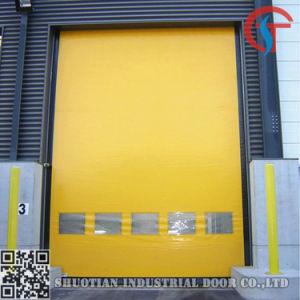 Auto Self-Repair High Speed Door (ST-001) pictures & photos