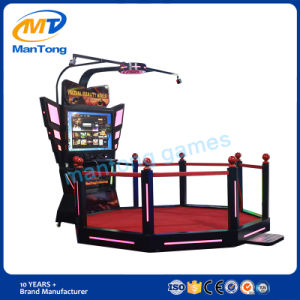 9d Vr Shooting Game Machine/ Virtual Reality Walking Simulator pictures & photos
