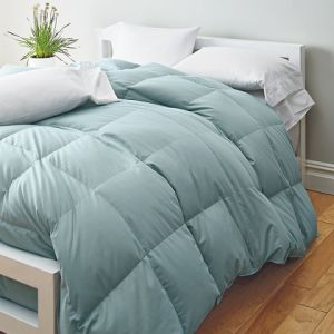 Winter Warm Goose Down Feather Filled Comforter/Duvet/Quilt pictures & photos