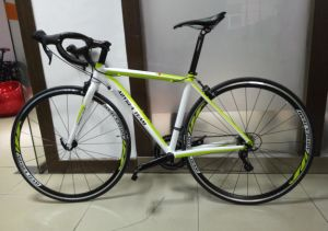 Good Quality Cheap Microshift 16-Speed Aluminum Alloy Road Bike pictures & photos