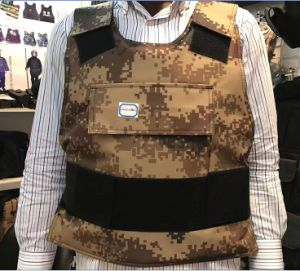 2017 Best Price Nij Standard Bullet Proof Vest for Police and Military pictures & photos