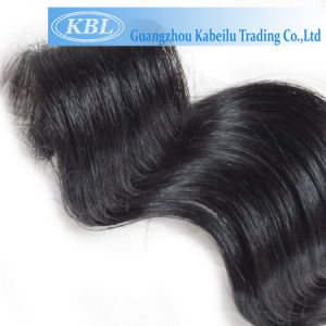 Latest Products Brazilian Jet Black Human Hair pictures & photos
