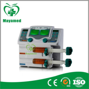 My-G083 Double Channel Syringe Pump Without Drug Library pictures & photos