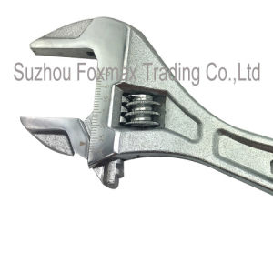Popular High Quality Adjustable Wrench in Europe and America (WB-006) pictures & photos