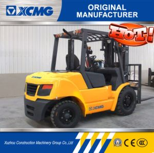 XCMG New Forklift Price Fd40 4 Ton IC Diesel Counterbalance Forklift pictures & photos