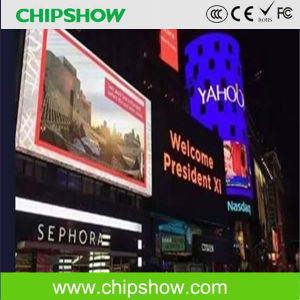 Chipshow Full Color P10 Outdoor Advertising LED Display Manufacturer pictures & photos