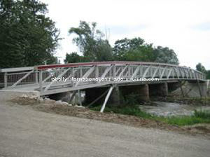 Marine Aluminum Gangway/Aluminum Pontoon Gangway