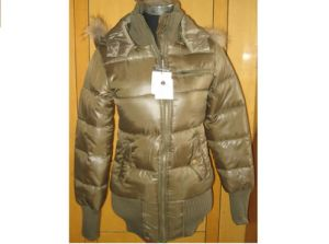 Ladies′ Jacket (JS-001)