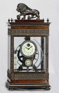 Bronze Mechanical Clock (S9001-5) pictures & photos