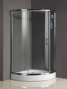 Shower Enclosure Manufacturer Single Door Shower Doors (SD-019) pictures & photos