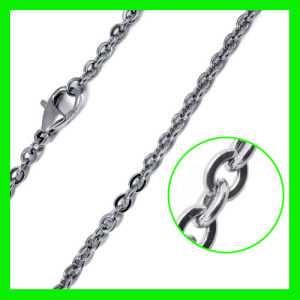 2012 Stainess Steel Long and Small Chain Jewelry (TPSC016)