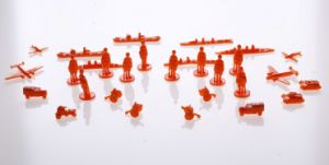 Japanese Plastic Military Miniatures Action Figures Military Miniatures Action Figures Army Men pictures & photos