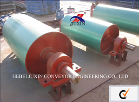 Mounted Pulley/Conveyor Pulley/Drum Pulley for Belt Conveyor pictures & photos