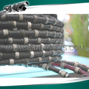 Beton Cutting Wire Saw D10.5mm pictures & photos