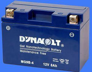 Gel Battery (MG9B-4)
