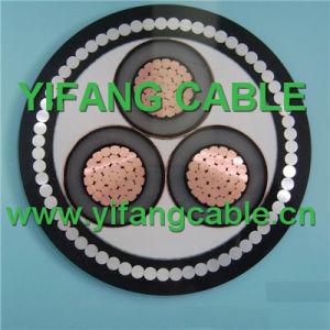 1-35kv Electrical Copper Conductor XLPE Mv Power Cable (Medium Voltage) pictures & photos