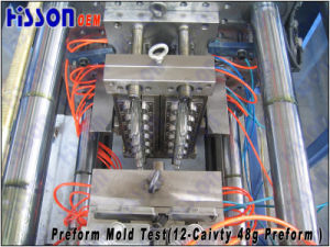 12-Cavity 48g 28pco Self-Lock Pet Preform Injection Mould pictures & photos