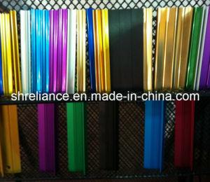 Aluminum/Aluminium Color Anodized Extrusion Profiles pictures & photos