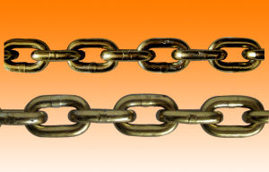 Electro-Galvanized Load Chain (80 GRADE)