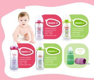 Neutral Borosilicate Glass Baby Feeding Bottle pictures & photos