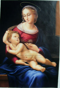 Famous Oil Painting -021 Museum Quality & 100% Handmade