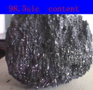 Lowest Price of Silicon Carbide Used as Abrasive and Deoxidizer and Refractory pictures & photos