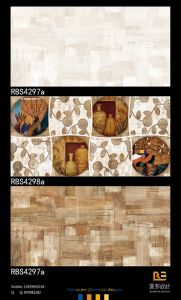 Building Material 3D Inkjet Water-Proof Rustic Ceramic Floor Wall Tile pictures & photos