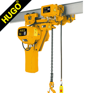 Low Headroom Electric Hoists pictures & photos