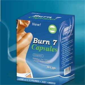 Super Hot Burn 7 Slimming Capsule, Weight Loss Pills pictures & photos