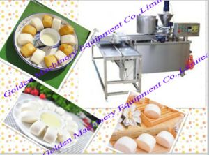 Automatic Stuffing Steamed Bun Bread Making Machine (WSHS) pictures & photos