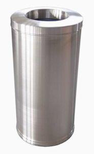 Stainless Steel Dustbin (TJ-DB-03)