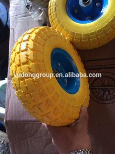 PU Foam Tire 410/3.50-4 PU Foam Wheel pictures & photos