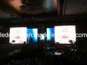 Indoor P4 Stage Background LED Video Board pictures & photos