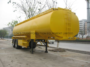 Road Tanker / Fuel Tanker Semi Trailer pictures & photos