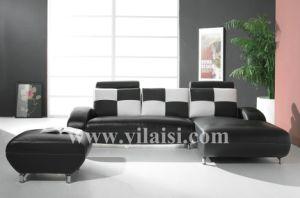 Corner Leather Sofa (930)