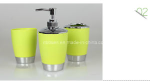 Acrylic/Plastic Bathroom Accessories Set (TS8010-6) pictures & photos