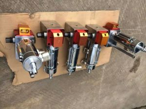 Electric Wire Extruder Machinery U7 Self-Centering Extrusion Crosshead pictures & photos