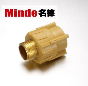 PPR Pipe Fittings Male Fitting pictures & photos
