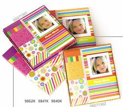 Self-Adhesive Sheet Photo Album - 9862k(08071301)