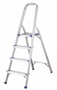 Household Aluminium Ladder with En131 Certificate pictures & photos