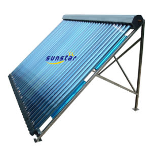 Heat Pipe En12975 Glass Tube Solar Collector pictures & photos