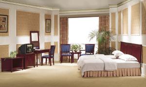 Simple Style MDF 4 Stars Hotel Bedroom Furniture (CF-312)