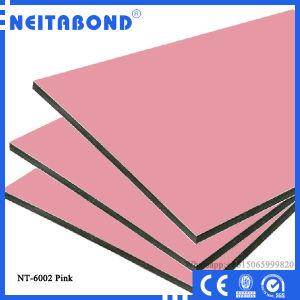 Factory Cheap Price 3mm Aluminum Plastic Composite Panel for Interior Usage pictures & photos