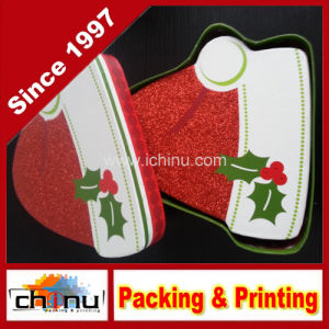 OEM Customized Christmas Gift Paper Box (9528) pictures & photos