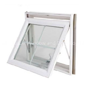 Best Selling Aluminum Awning Glass Window pictures & photos