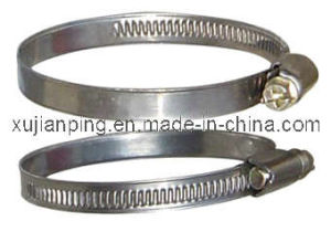 High Quality German Type Hose Clamp (H-H001) pictures & photos