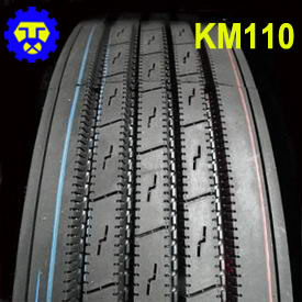 11r24.5 295/75r22.5 Km110 Truck Tire, TBR Tire pictures & photos