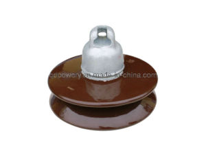 Anti-Pollution Suspension Insulator (Double-Shed) pictures & photos