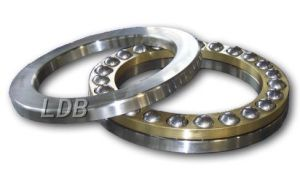 Thrust Ball Bearing with Spherical Seating Ring (53200U, 53300U, 53400U series) pictures & photos